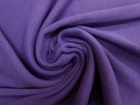 *Seconds* Tubed Waffle Rib- Purple #5553- Reduced From $9.95m