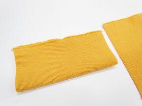 Wool Pre-Cut Cuff Ribbing- Small Yellow #RWC020