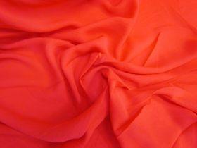 Designer Georgette- Rimmel Red