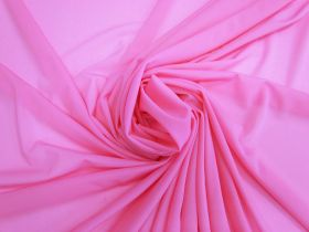 Sheer Spandex- Bubbly Pink #4235