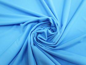 Matte Spandex- Cloudless Blue #5606