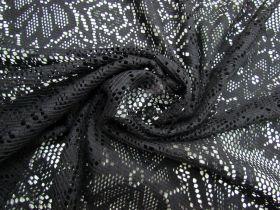 Black Orchid Lace #5619