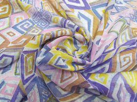 Mosaic Maze Yoryu Chiffon #5635