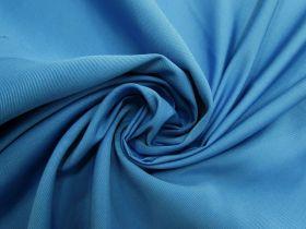 Cotton Blend Ottoman- Summer Blue #5645