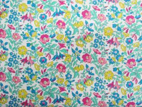 Liberty Cotton- Mamie- Flower Show Summer Collection