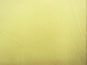 A Day In The Country- Pindot- White on Yellow