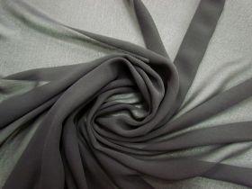Georgette- Shadow Grey #5656