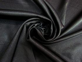 Satin Crepe- Black #5657