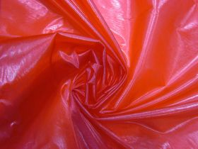 Cellophane Organza- Toffee Apple Red #5661