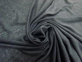 Linen Jersey- Charcoal #5664