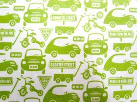 Cruiser Boulevarde Flannel #21- Green