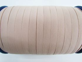 13mm Braided Elastic- Pink Toned Nude