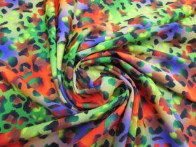 Neon Leopard Spandex #5668