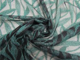 Woodland Glamour Lace- Green #5673