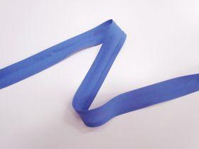 25mm Poly Cotton Bias Binding- Cobalt-8047-38