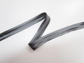 20mm Satin Bias Binding- Dark Grey 8024-43