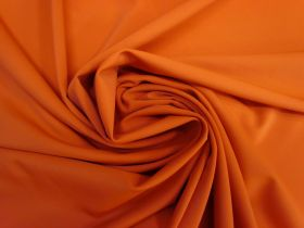 Matte Spandex- Pumpkin Spice #5701