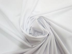 Matte Spandex- Basic White #5714