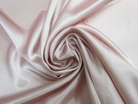 Charmeuse Satin- Rosie Pink #5716