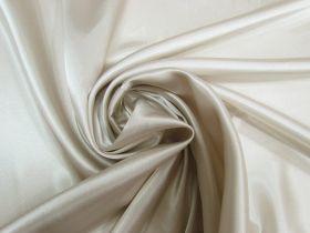Charmeuse Satin- Silver Beige #5717