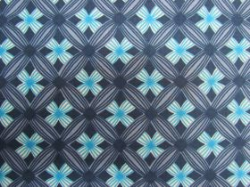 Ruby Star Society Cotton- Tarry Town- Tufted- Navy #15