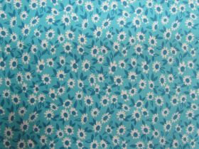 Ruby Star Society Cotton- Stay Gold- Morning- Turquoise #15