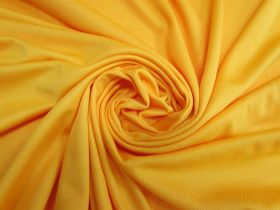 Sports Mirco Eyelet Jersey- Golden Yellow #5742