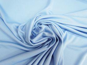 Sports Mirco Eyelet Jersey- Airy Blue #5743