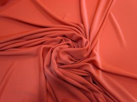 Crepe Jersey- Blood Orange #5746