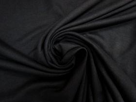 Unbrushed Fleece- Comfort Black #5751