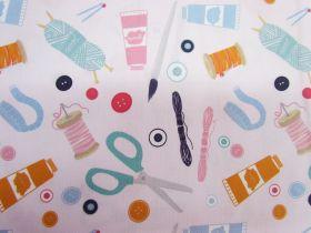 Make Something Cotton- DV3860- Pink