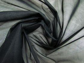 Rigid Nylon Knit- Black #2109