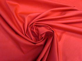 Smooth Cotton Poplin- Red #5770