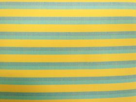 Lanna Woven Cotton- Under The Sun Shot Stripe