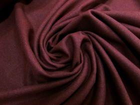 Wool Coating- Garnet #5773