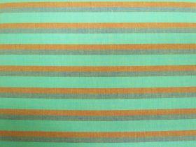 Lanna Woven Cotton- Across The River Shot Stripe