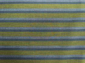 Lanna Woven Cotton- Soft Glow Twilight Shot Stripe