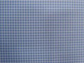 Ruby Star Society Cotton- Grid- Denim Blue 34