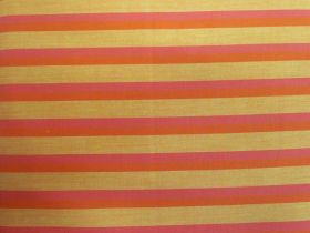 Lanna Woven Cotton- Sunset Traveller Shot Stripe
