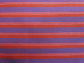 Lanna Woven Cotton- On The Horizon Shot Stripe