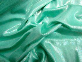 Fog Finish Spandex- Opal Green