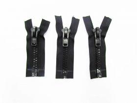 Zipper Bundle- Super Chunky Open End- 10cm Black- 3 for $5