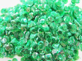 24gm Sequin Pack- Ocean Green- 8mm #037