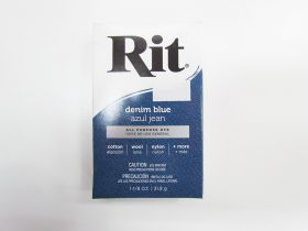 Rit All Purpose Powder Dye- Denim Blue