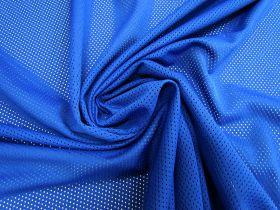 Eyelet Mesh- Royal Blue #4337