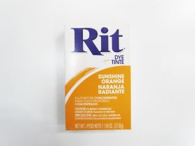 Rit All Purpose Powder Dye- Sunshine Orange
