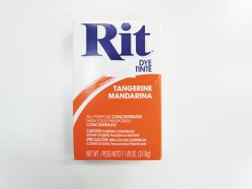Rit All Purpose Powder Dye- Tangerine