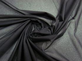 Lightweight Sheer Fusible Interfacing- Black #2127