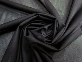 Light Stretch Sheer Fusible Interfacing- Black #2132
