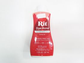 Rit DyeMore® Synthetic Liquid Dye- Racing Red